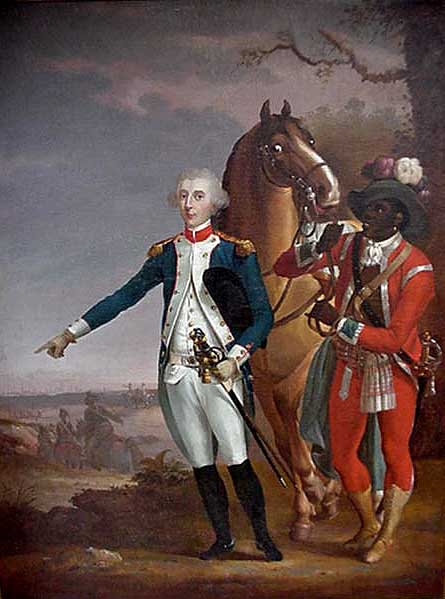 Lafayette College - Lafayette and Slavery - James ... Lafayette For Freedom